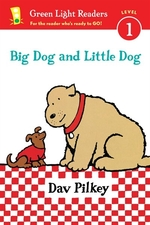Book cover of BIG DOG & LITTLE DOG
