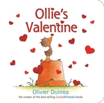 Book cover of OLLIE'S VALENTINE