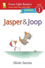 Book cover of JASPER & JOOP