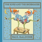 Book cover of ELVES & THE SHOEMAKER