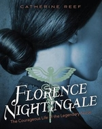 Book cover of FLORENCE NIGHTINGALE