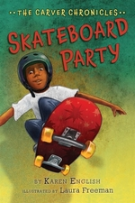 Book cover of SKATEBOARD PARTY