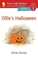 Book cover of OLLIE'S HALLOWEEN