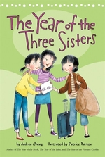 Book cover of YEAR OF THE 3 SISTERS