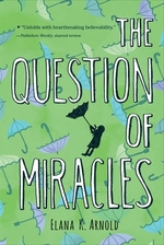 Book cover of QUESTION OF MIRACLES