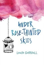 Book cover of UNDER ROSE-TAINTED SKIES