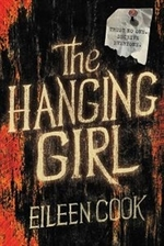 Book cover of HANGING GIRL