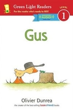 Book cover of GUS