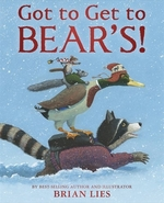 Book cover of GOT TO GET TO BEAR'S