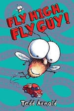 Book cover of FLY GUY 05 FLY HIGH FLY GUY