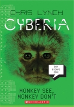Book cover of CYBERIA 02 MONKEY SEE MONKEY DON'T