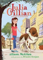 Book cover of JULIA GILLIAN & THE ART OF KNOWING