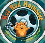 Book cover of HOT ROD HAMSTER