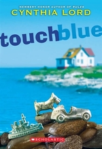 Book cover of TOUCH BLUE