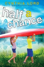 Book cover of HALF A CHANCE