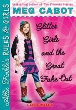 Book cover of ALLIE FINKLE 05 GLITTER GIRLS & THE GREA