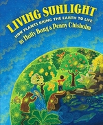 Book cover of LIVING SUNLIGHT