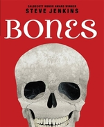 Book cover of BONES SKELETONS & HOW THEY WORK
