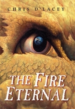Book cover of FIRE ETERNAL