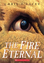 Book cover of LAST DRAGON CHRONICLES 04 THE FIRE ETERN