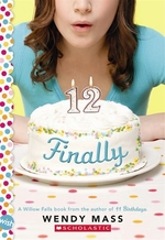 Book cover of FINALLY A WISH BOOK