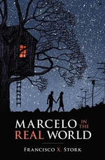 Book cover of MARCELO IN THE REAL WORLD