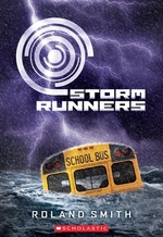 Book cover of STORM RUNNERS