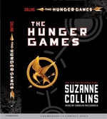 Book cover of CD THE HUNGER GAMES