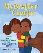 Book cover of MY BROTHER CHARLIE
