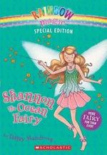 Book cover of RAINBOW MAGIC SHANNON THE OCEAN FAIRY