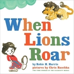 Book cover of WHEN LIONS ROAR