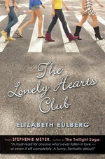 Book cover of LONELY HEARTS CLUB