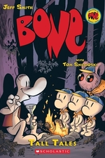 Book cover of BONE TALL TALES