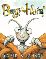 Book cover of BUGS IN MY HAIR