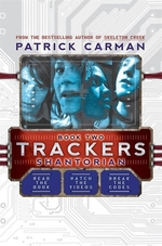 Book cover of TRACKERS 02