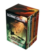 Book cover of UNDERLAND CHRONICLES BOXED SET