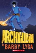 Book cover of ARCHVILLAIN