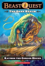 Book cover of BEAST QUEST 16 DARK REALM - KAYMOND THE