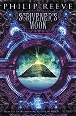 Book cover of FEVER CRUMB 03 SCRIVENER'S MOON