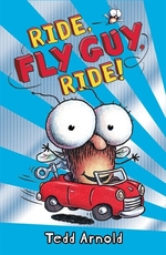 Book cover of FLY GUY 11 RIDE FLY GUY RIDE