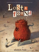 Book cover of LOST & FOUND