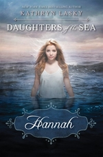 Book cover of DAUGHTERS OF THE SEA 01 HANNAH