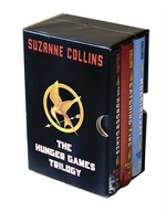 Book cover of HUNGER GAMES BOX SET