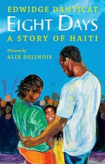 Book cover of 8 DAYS - A STORY OF HAITI