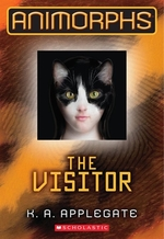 Book cover of ANIMORPHS 02 VISITOR