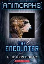 Book cover of ANIMORPHS 03 ENCOUNTER