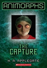 Book cover of ANIMORPHS 06 CAPTURE