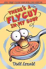 Book cover of FLY GUY 12 THERE'S A FLY GUY IN MY SOUP
