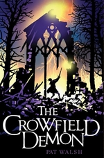 Book cover of CROWFIELD DEMON