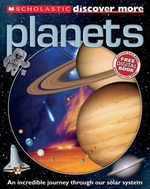 Book cover of DISCOVER MORE - PLANETS